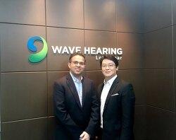 GN리사운드/벨톤보청기 글로벌 마케터, Sharad Govil(셰라드고빌) 웨이브히어링 본사방문