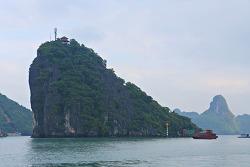 베트남 하롱베이 여행기 5편(티토프 전망대)