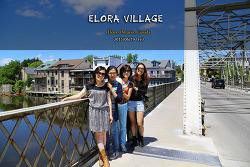 토론토 근교 여행 엘로라마을 Elora Village (2015.06.19)