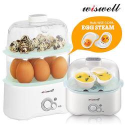 위즈웰 [ 달걀계란조리기 에그스팀 WSE-312PA ]