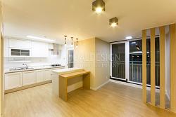 안산인테리어 상록구 사동 대우푸르지오아파트 47평 리모델링