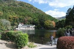 큐슈 자유여행1, 유후인, 긴린코 호수, 료칸 메바에소