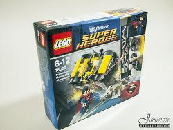 수퍼히어로 76002 꽉찬 가성비의 수퍼맨 레고 리뷰.