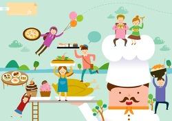 중국 O2O음식배달의 새로운 축, 크라우드소싱
