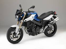 The new BMW F 800 R.