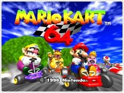 마리오카트64(Mario Kart 64)를 실제 자동차에서?
