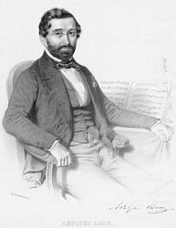 아돌프-샤를 아당 (Adolphe-Charles Adam, 1803-1856)