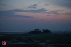 처음이자 마지막 출사가 될 수섬의 풍경