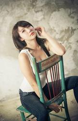 오늘은 시크한 그녀 ... MODEL: 연다빈 (7-PICS)