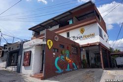 [엘살바도르] 산살바도르 숙소, 라 소나 호스텔(La Zona Hostel)
