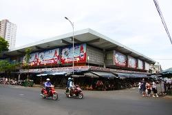 베트남 다낭 여행 전통시장 초한시장 그리고 쇼핑센터 빈콤 숙박은 퓨전 스위트 다낭 비치에서