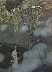 동화 삽화가 '에드몽 뒤락'의 환상 세계