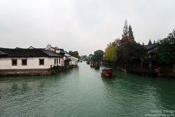 중국의 베니스 중국 우쩐 여행, 캐논 G7X Mark2 사진으로 만나볼까요~