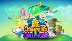 어드벤처 타임! 턴제 RPG가 되다! CHAMPIONS&CHALLENGERS