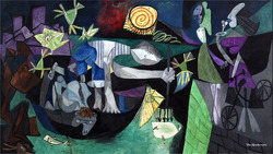 Where Did Pablo Picasso's Genius Come From?