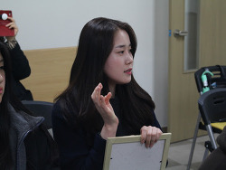 [고마워요, 나의 영웅] 경원중_평화의 우리집, 위안부 할머니에게 감사와 위로를