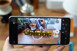 점점 업그레이드 되는 LG G7 AI 카메라와 필터 기능