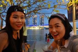 [여행일기] 싱가폴의 밤