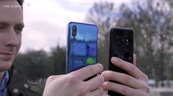 화웨이 P20 프로 vs 갤럭시S9 플러스 카메라 비교