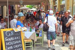 그리스 아테네 여행(17), 쇼핑의 천국 플라카 지구