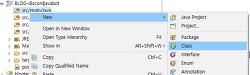 JAVA 디스코드 봇 챗봇 만들기 - 2. 개발하기