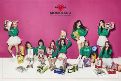 모모랜드, 엠카에서 데뷔 첫 1위