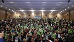 [민주평화당 창당발기인대회] 민주평화당의 민생, 평화, 민주, 개혁의 길에 여러분이 함께 해주세요!