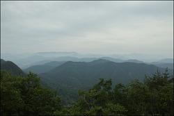 20180527 한남금북정맥 (작은구티재-시루산-구봉산-쌍암재)