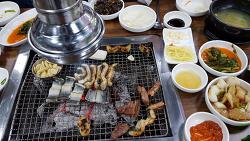 대전 풍천장어 맛집 계족산등산후 먹는 장어와 산낙지회 영상도봐