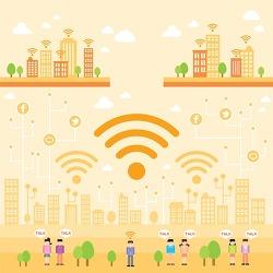 공공 와이파이 2.0 시대! KT, 국내 최대 규모 10만 WiFi 개방하다