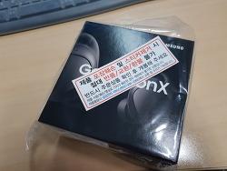 기어 아이콘X 2018 (Gear IconX) 개봉기, 사용기
