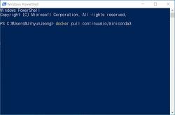 [DOCKER] 파이썬 3 + Anaconda (개발 환경 구축 -파이썬을 이용한 머신러닝, 딥러닝 실전 개발을 위한)