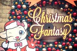 에버랜드, '크리스마스 판타지' 축제 오픈!