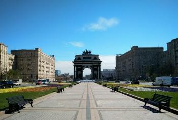 [러시아] 수도 모스크바에 가다. Part 6