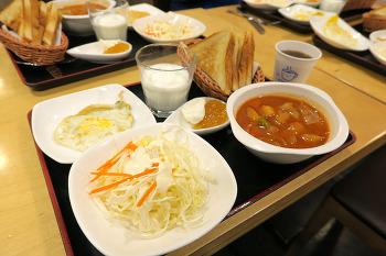 [군산 맛집] 이성당 모닝세트, 아침식사메뉴