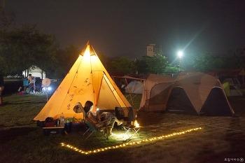 자라섬 캠핑장 : 레인보우아일랜드2016 (06)