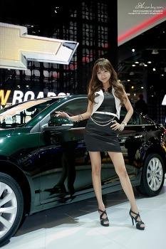 2015 서울모터쇼 조인영