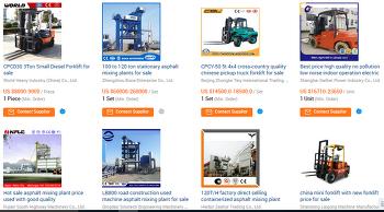 중국에서 한국으로 기계장비수입 운송시 알아둘 점