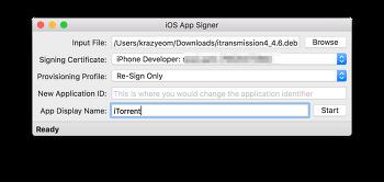 정식 iOS 기기에서 torrent 받는 방법