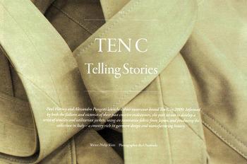 INTERVIEW : TEN-C