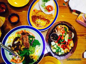 코엑스 온더보더, 정통 멕시칸 레스토랑