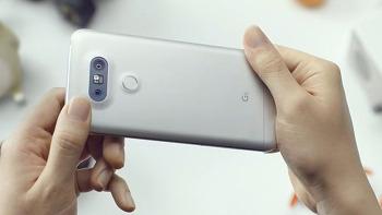 LG G5 리뷰 메탈 듀얼카메라 매직 슬롯 기능 확장