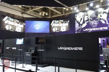 지스타2016 FPS게임 로브레이커즈를 만나다