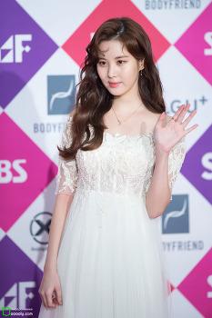 [2016.12.31] SBS연기대상 레드카펫 소녀시대 서현