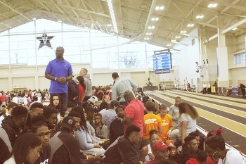 미국 실내 육상 경기(Indoor Track and Field in the SEC)
