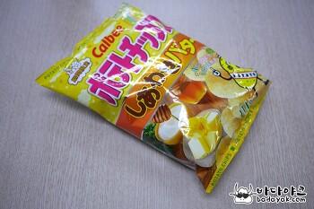 허니버터칩 대체재 일본 행복버터칩? 직접 맛을 보니