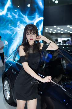 [16.06.05] 부산국제모터쇼 쉐보레 레이싱모델 이나영 직찍 by BlastofWind