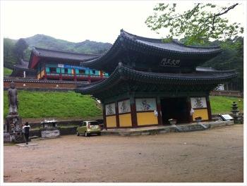 2011년 5월 치악산 구룡사 -> 비로봉