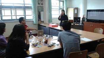 청암학교-대원대 치위생과 구강건강관리 프로그램 실시