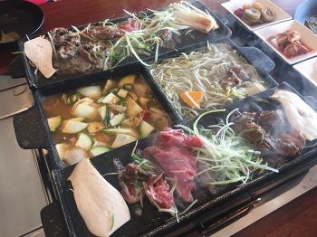 부산 명지 국제신도시 맛집 : 샤브샤브 전문 튼튼식당 ★